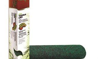 Zilla Reptile Terrarium Bedding Substrate Liner